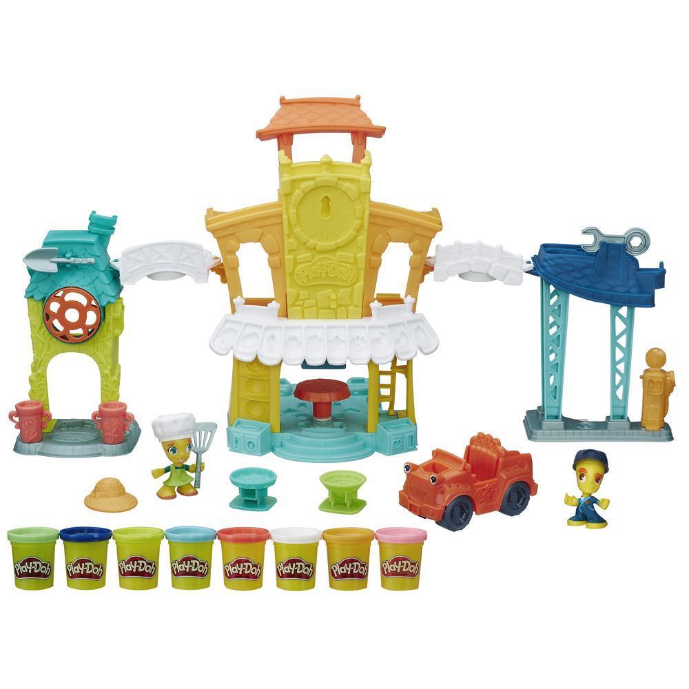 Play-Doh Town Şehir Merkezi