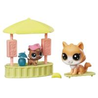 Littlest Pet Shop Miniş Mini Oyun Seti - Park