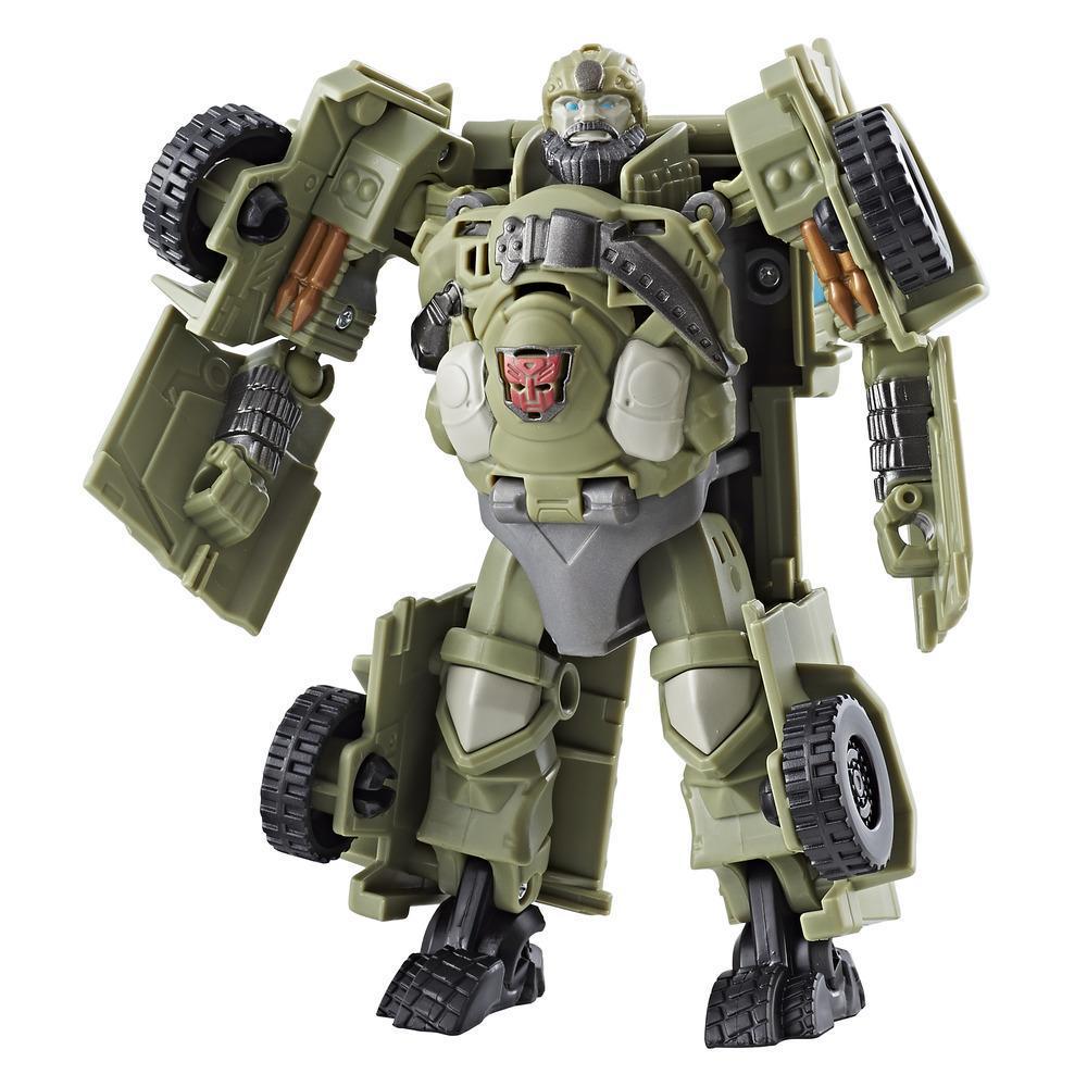 TF5 Allspark Tech Figür - Autobot Hound