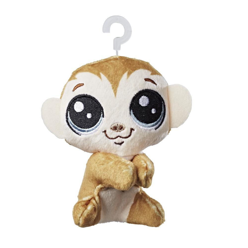 Littlest Pet Shop Miniş Mini Pelüş - Monkeyford