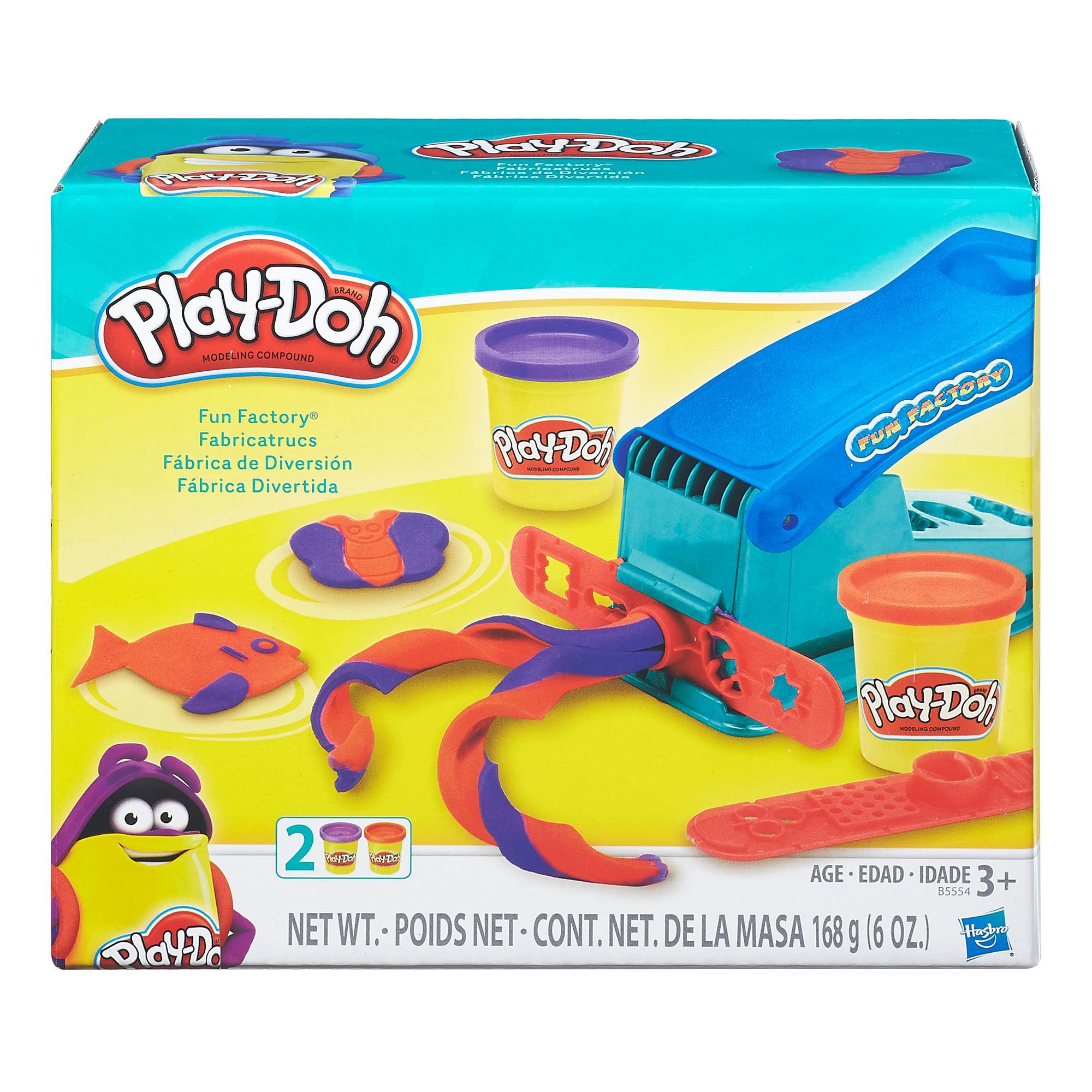 Play-Doh Mini Eğlence Fabrikası