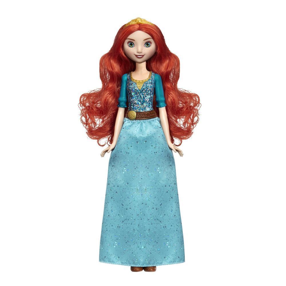 Disney Prenses Işıltılı Prensesler - Merida