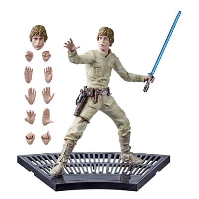 Star Wars The Black Series Hyperreal Star Wars: The Empire Strikes Back Luke Skywalker Aksiyon Figürü