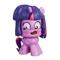 Pony Mighty Muggs Figür - Twilight Sparkle