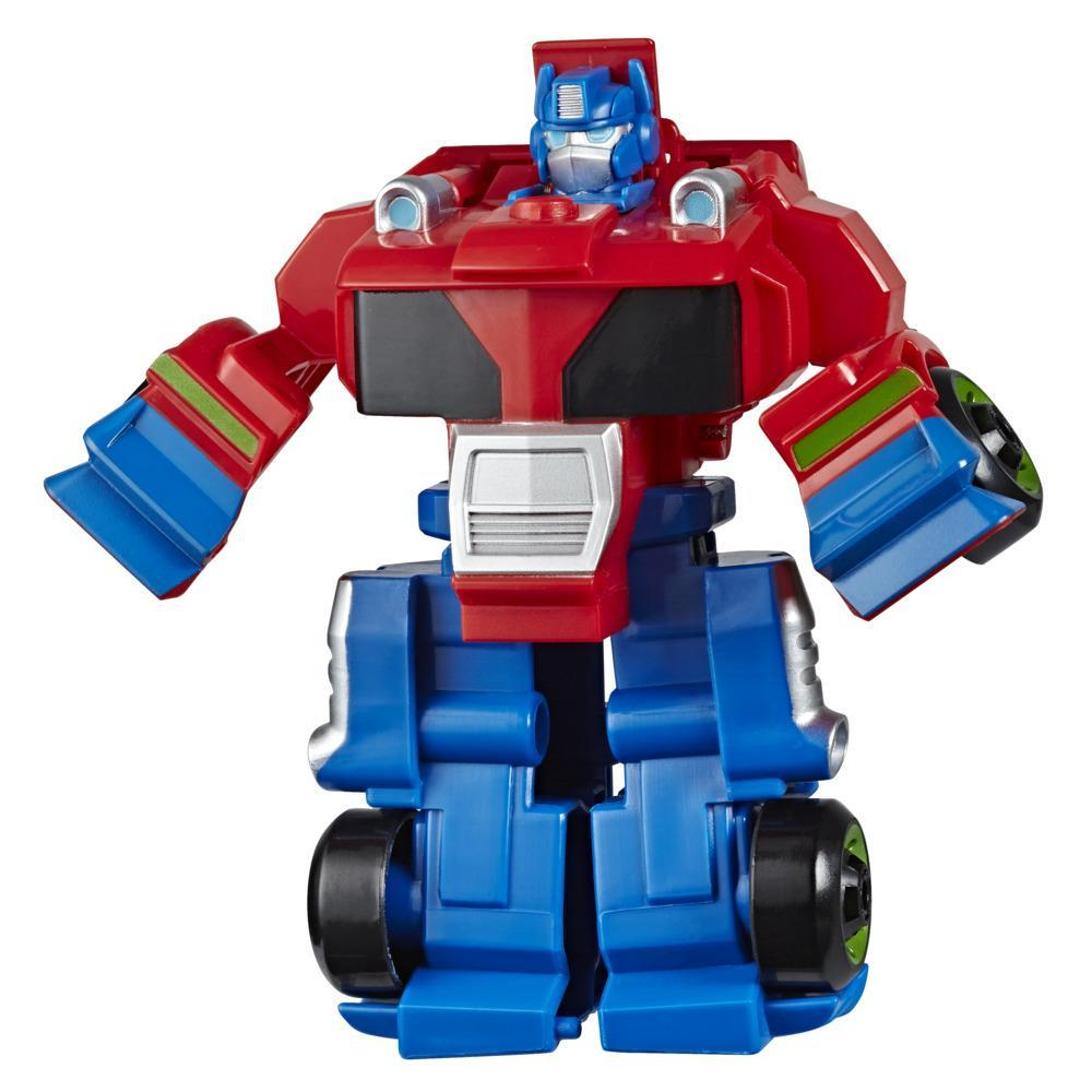 Transformers Rescue Bots Academy Optimus Prime Figür
