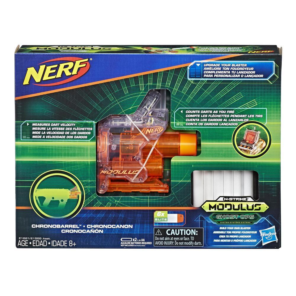Nerf Modulus Ghost Ops Dart-Matik Kiti