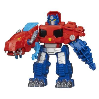 Transformers Rescue Bots Çizgi Film Figür - Optimus Prime Rex