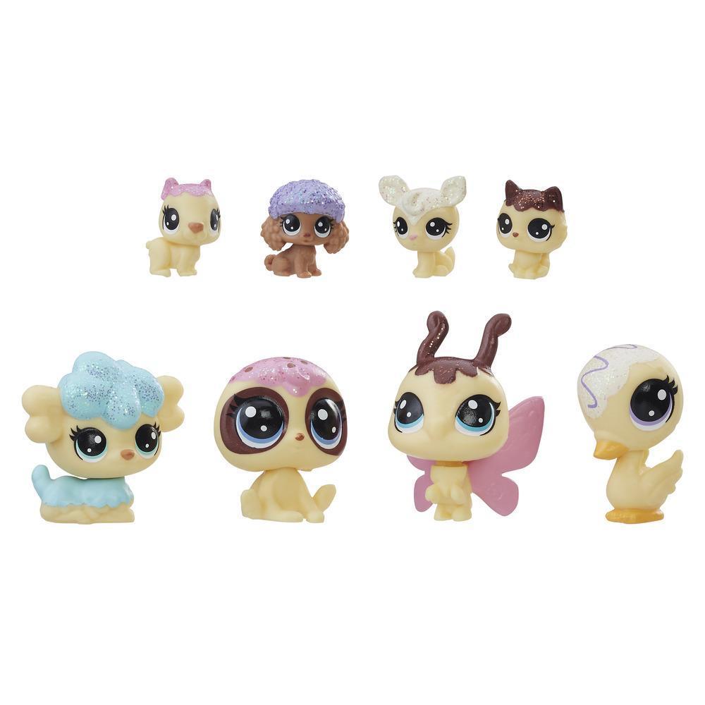 Littlest Pet Shop Miniş Tatlı Koleksiyonu Arkadaş Minişler (Vanilya)