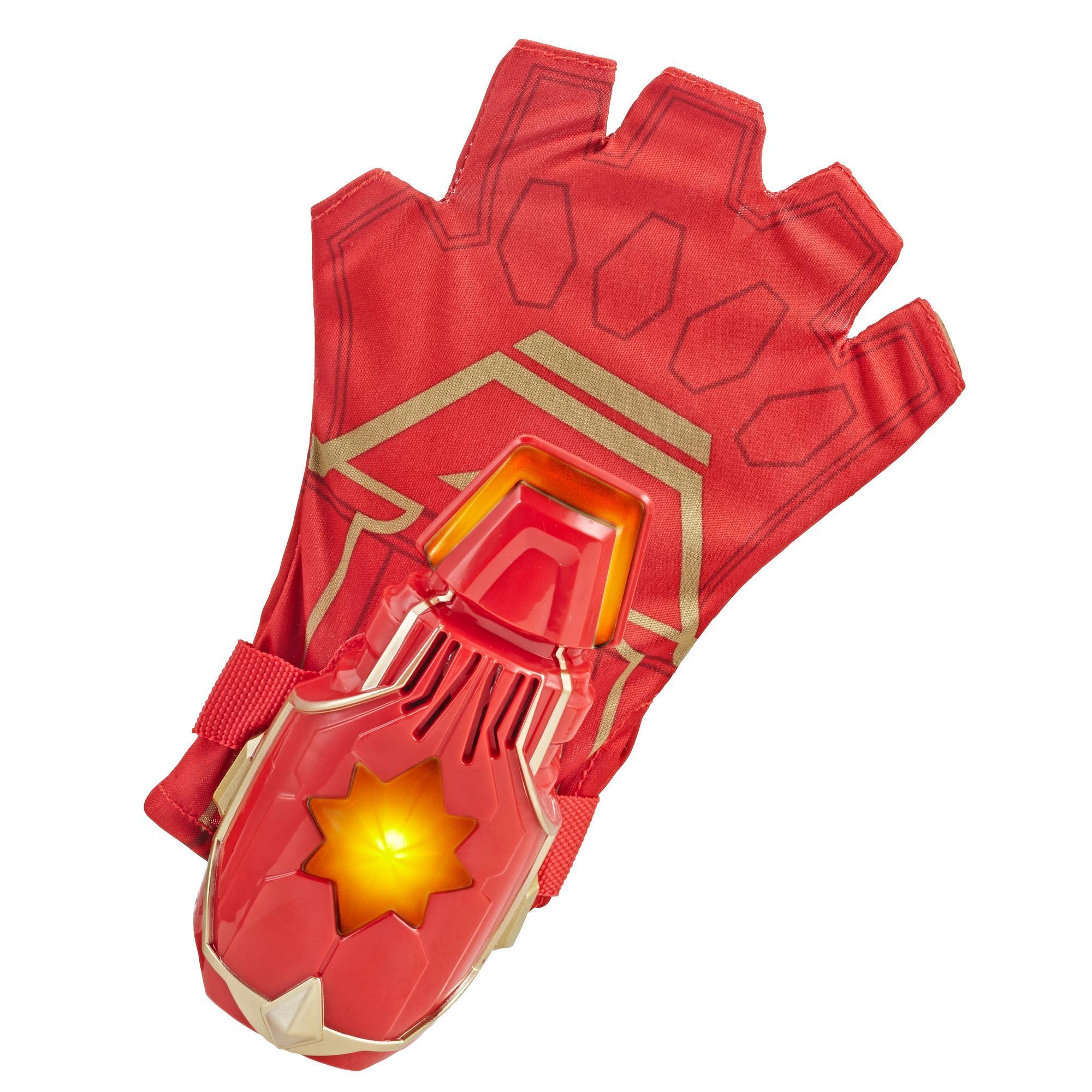 Captain Marvel Elektronik Eldiven