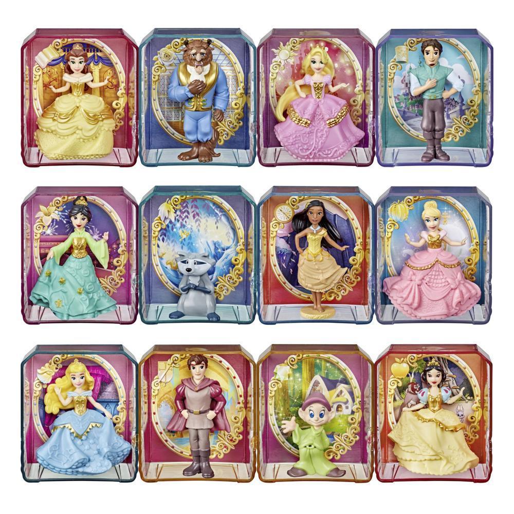 Disney Prenses Mini Figür Sürpriz Kutu