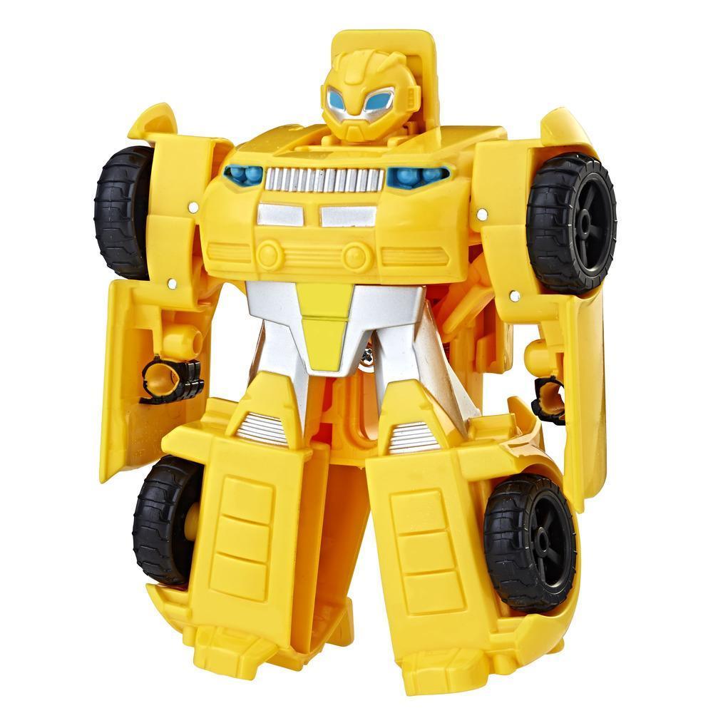 Transformers Rescue Bots Çizgi Film Figür - Bumblebee