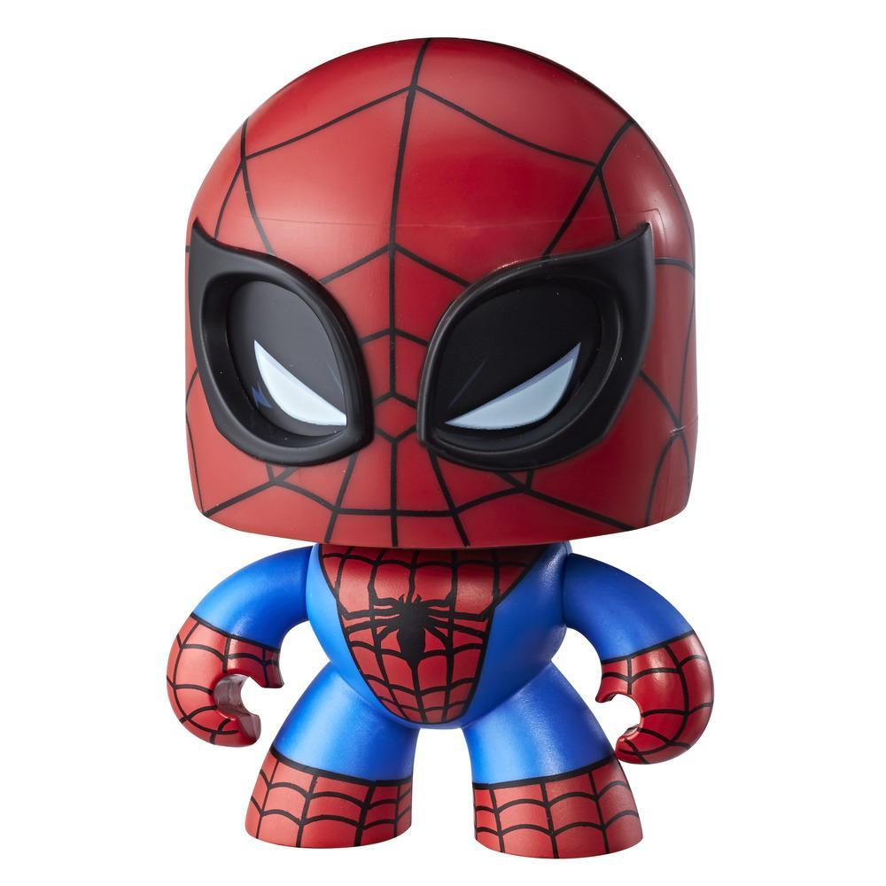 Marvel Mighty Muggs Spider-Man Figür