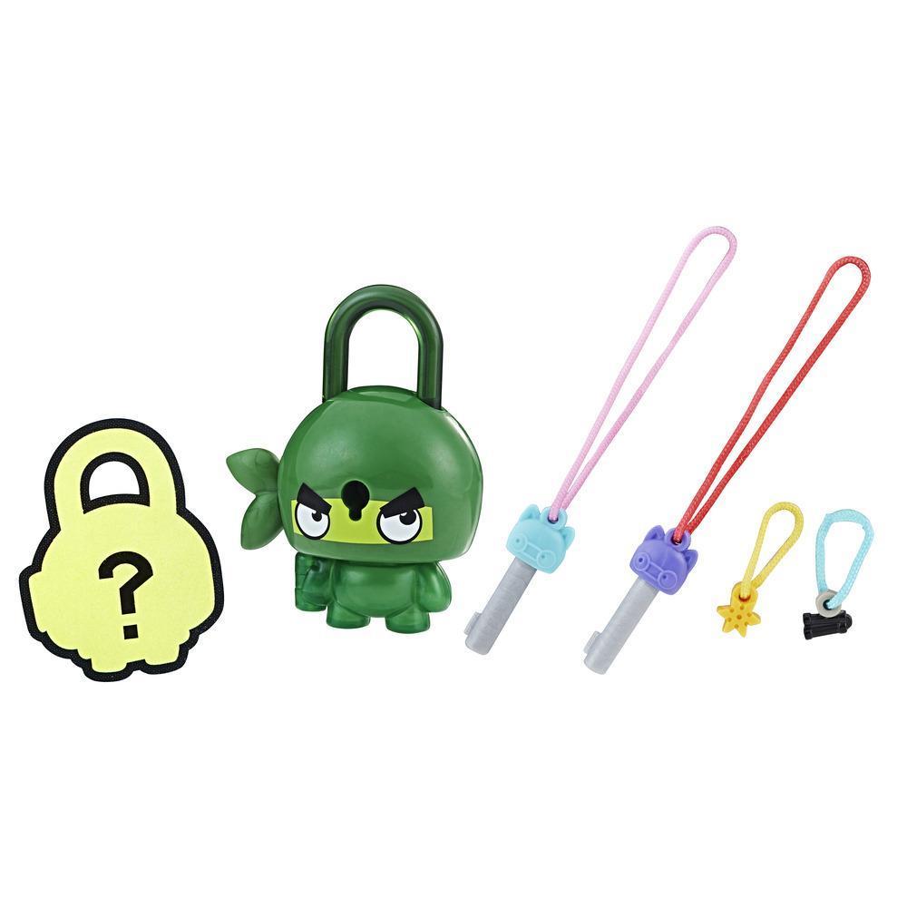 Lock Stars Yeşil Ninja - Seri 2