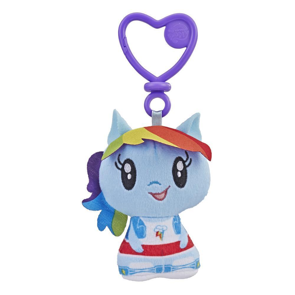 My Little Pony Cutie Mark Crew Rainbow Dash Equestria Girls Klipsli Pelüş