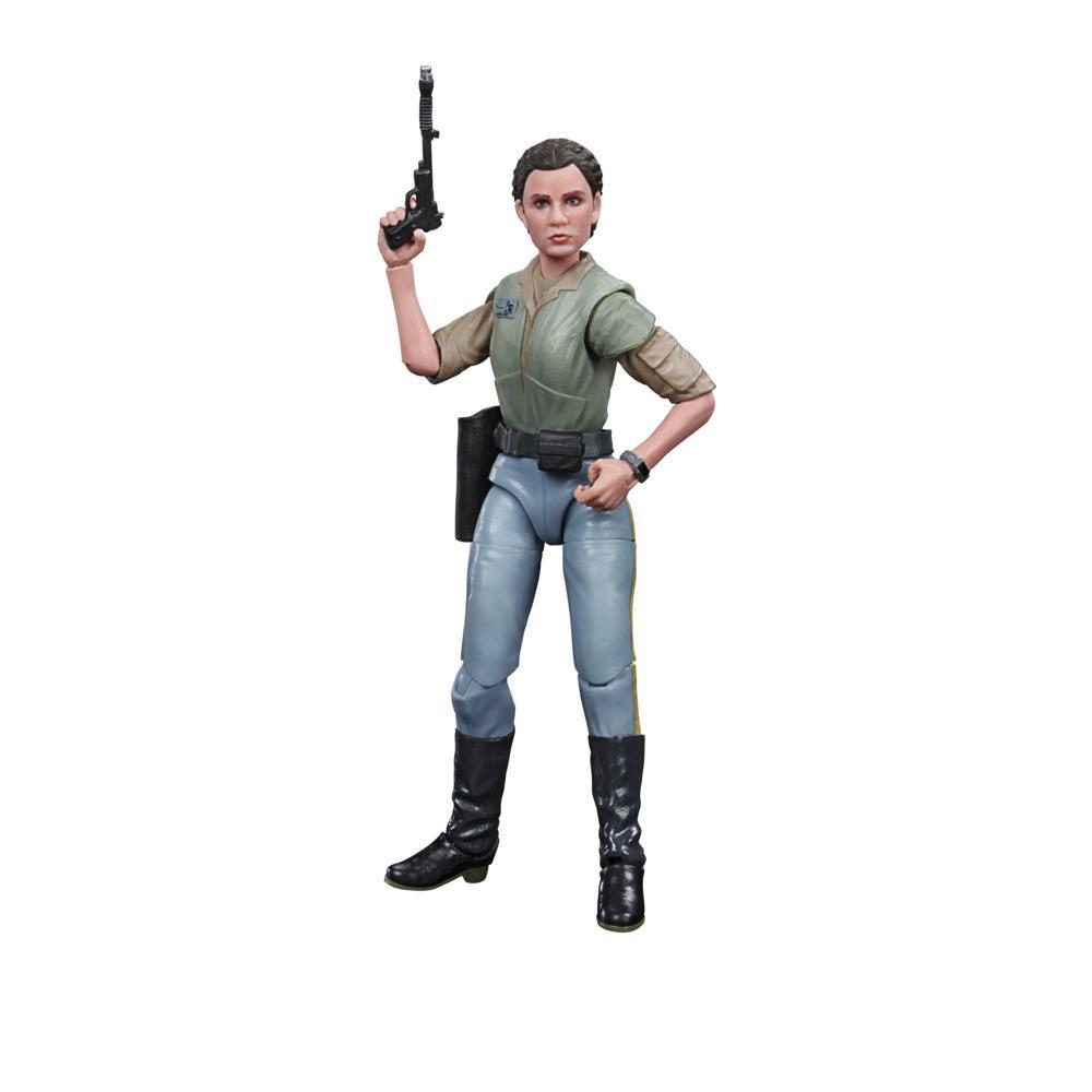 Star Wars The Black Series Princess Leia Organa (Endor) Figürü
