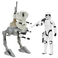 Star Wars The Force Awakens Assault Walker Titan Hero Araç ve Figür
