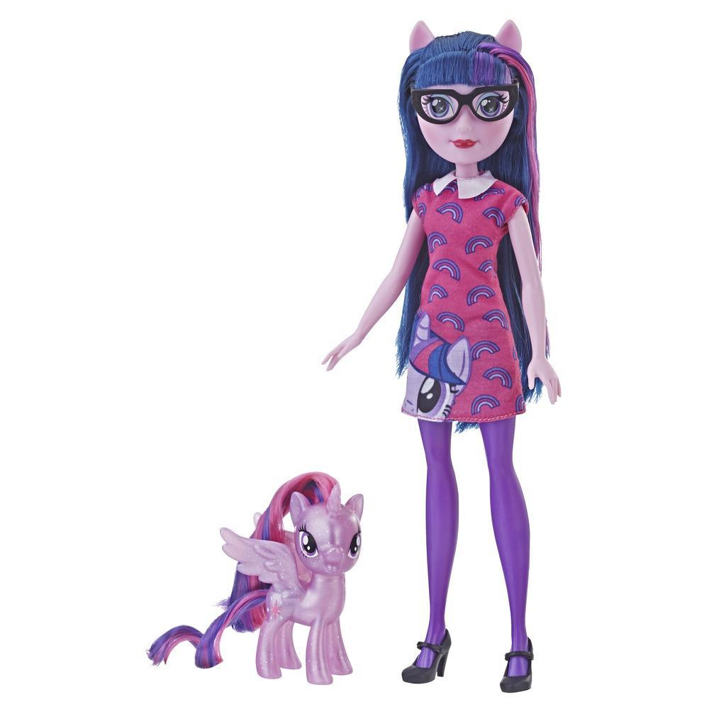 My Little Pony Equestria Girls ve Pony - Twilight Sparkle