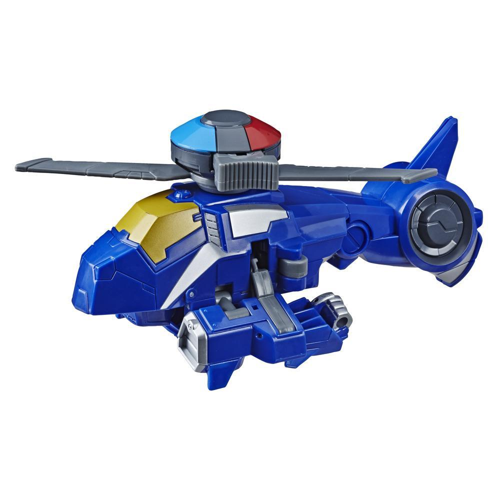 Transformers Rescue Bots Academy Özel Figür - Whirl