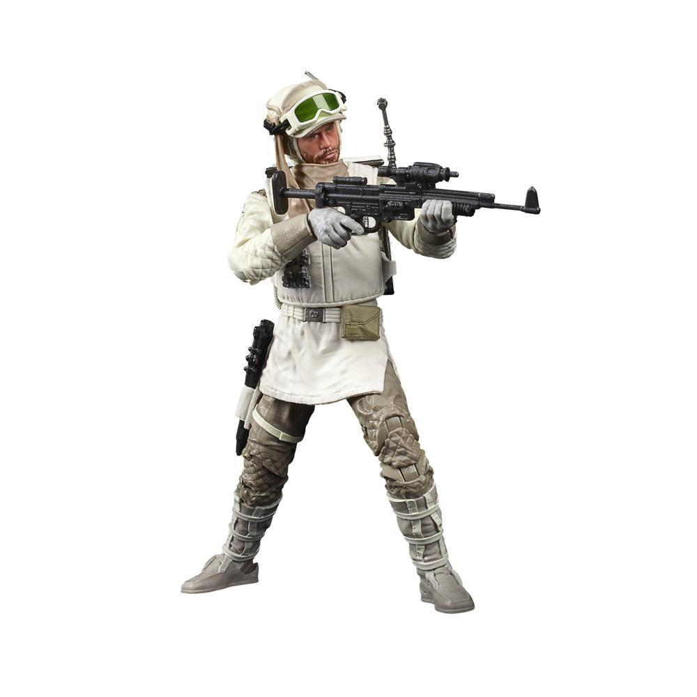 Star Wars The Black Series Rebel Trooper (Hoth) Figürü