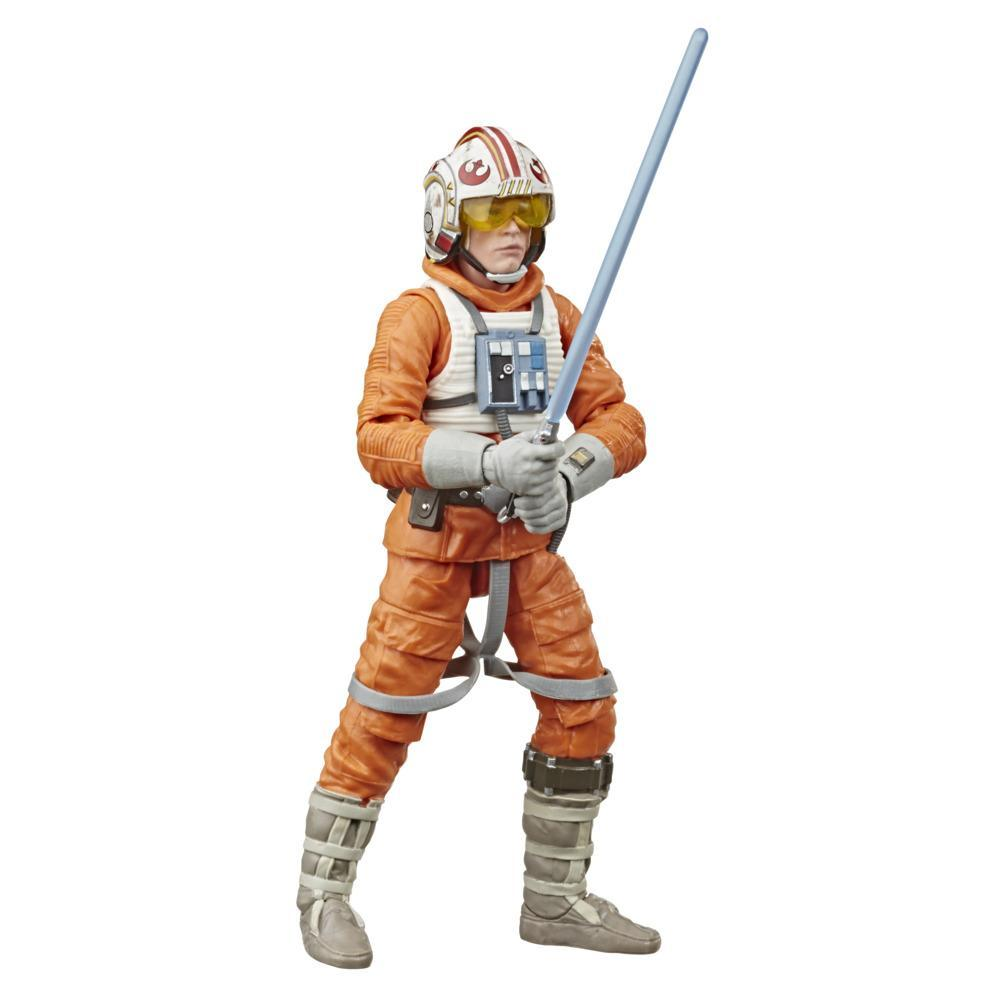 Star Wars The Black Series Luke Skywalker (Snowspeeder) Star Wars: The Empire Strikes Back Figürü