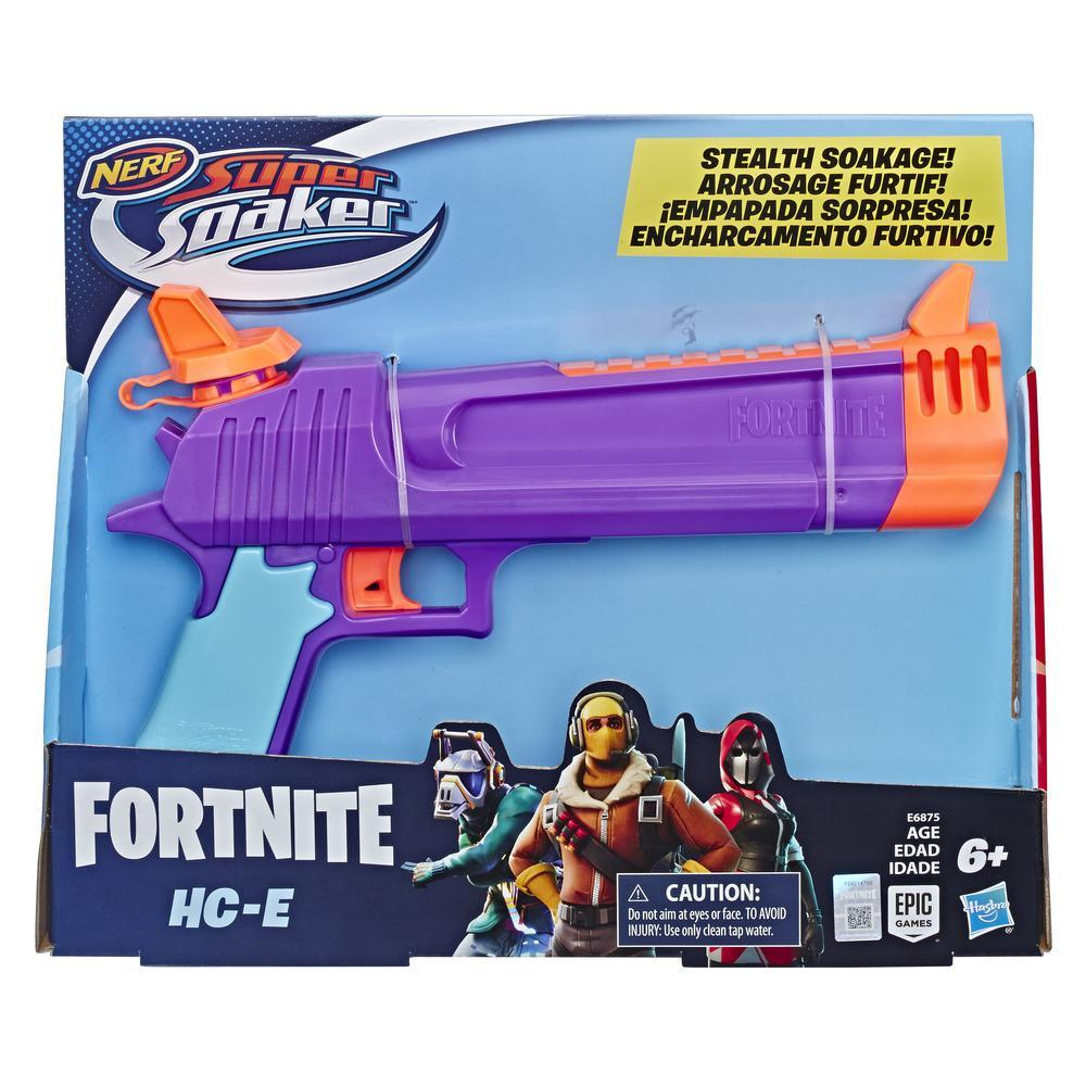 Nerf Super Soaker Fortnite HC-E