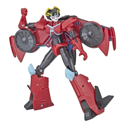 Transformers Cyberverse Figür - Windblade