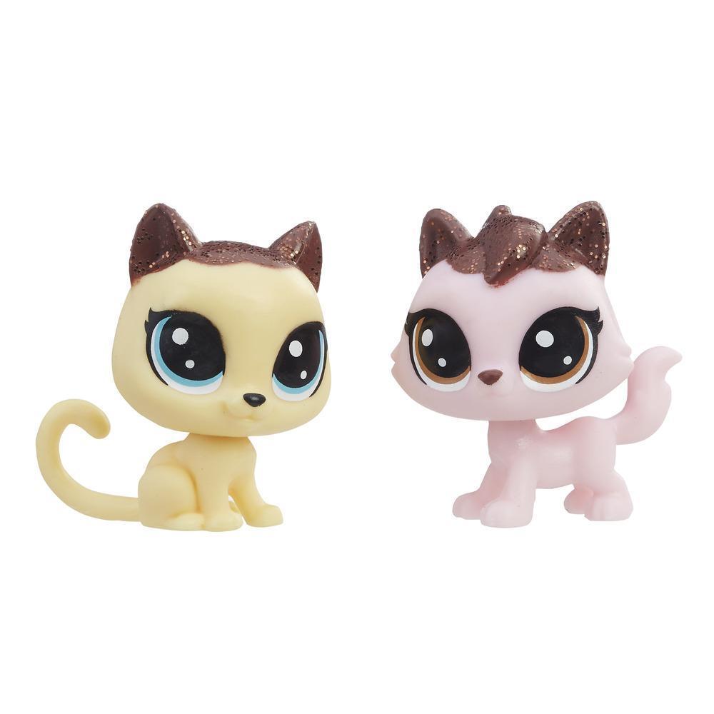 Littlest Pet Shop Miniş Tatlı Koleksiyonu İyi Dostlar - Kediler