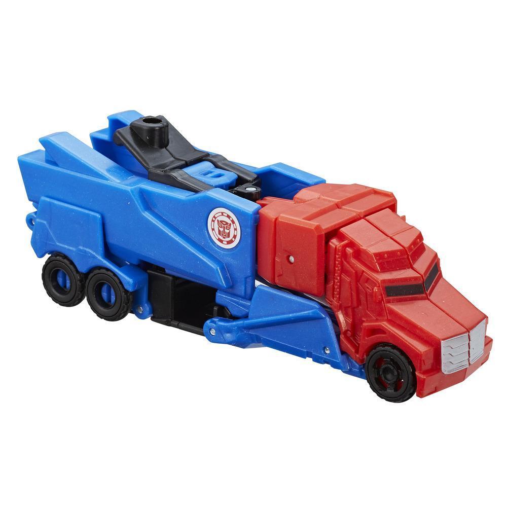 Transformers RID Tek Adımda Dönüşen Figür - Optimus Prime