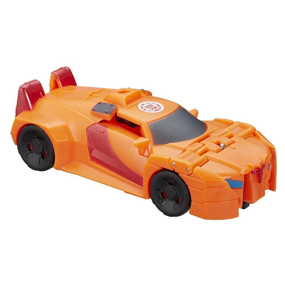 Transformers RID Tek Adımda Dönüşen Figür - Drift