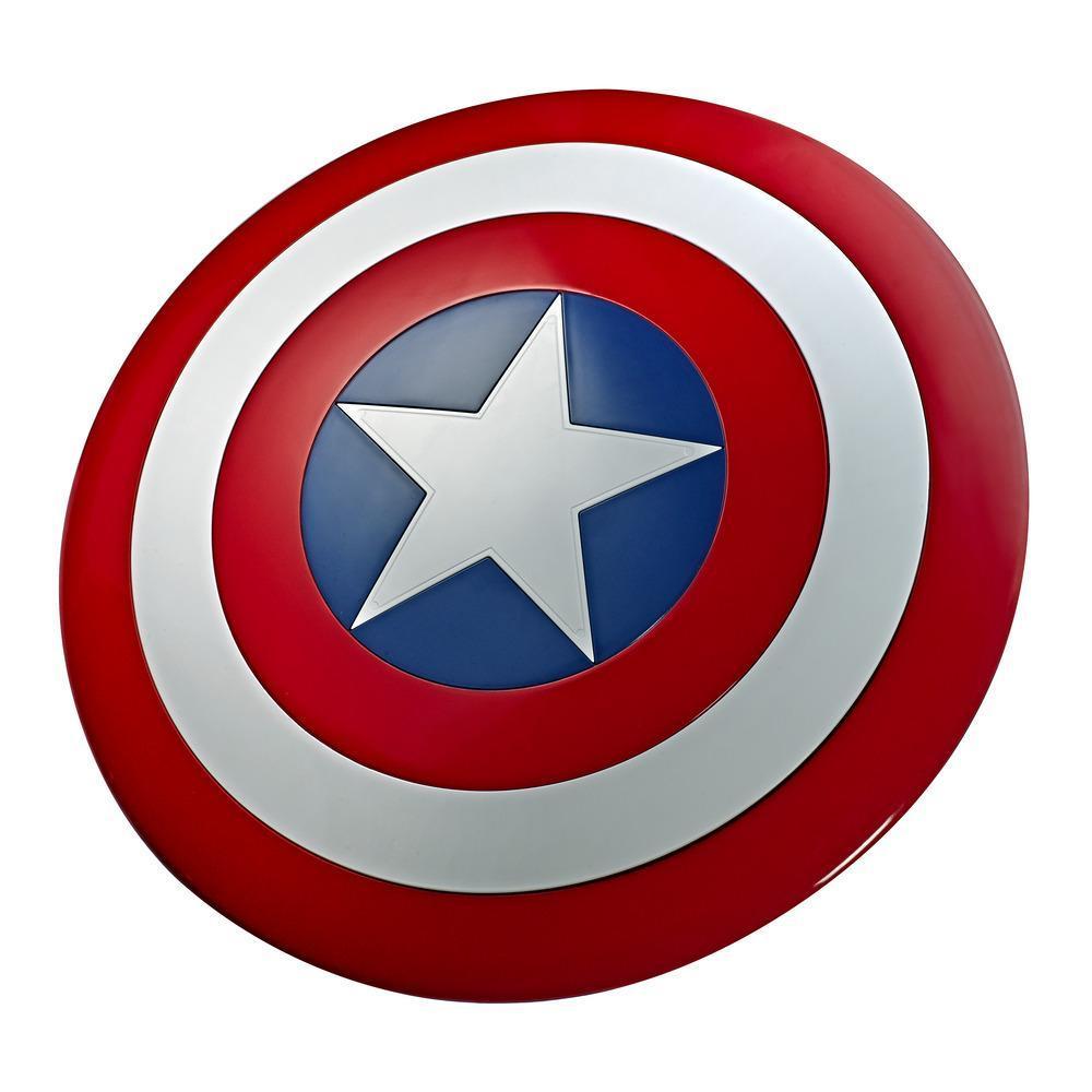 Marvel Legends Series Captain America Klasik Kalkan