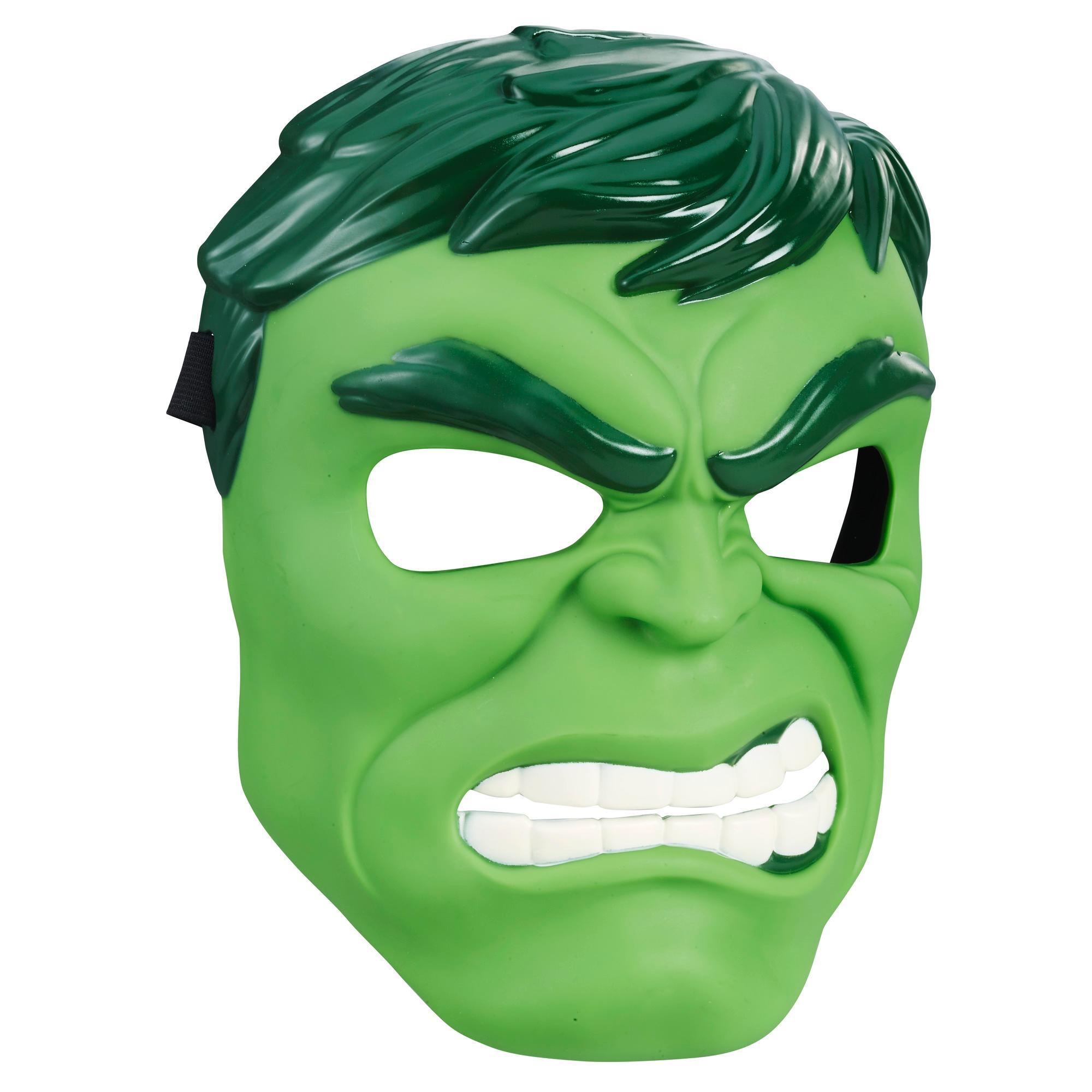 Marvel Avengers Hulk Maske