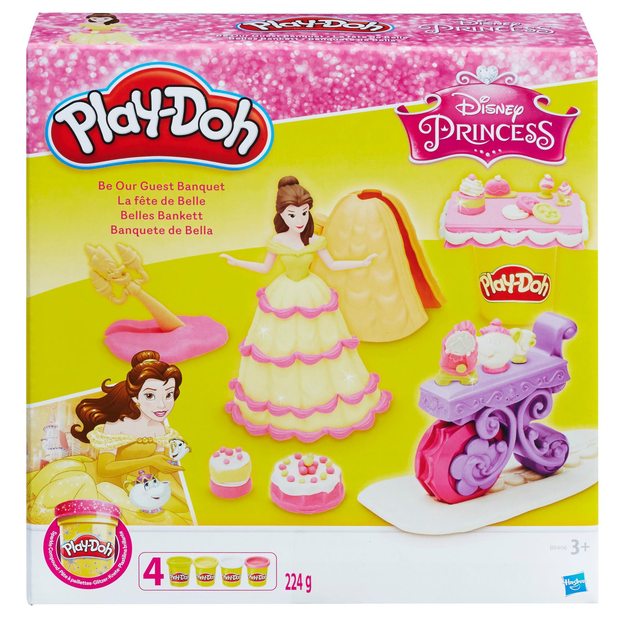 Play-Doh Bella'nın Yemek Daveti