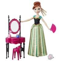 Disney Frozen Prenses Anna ve Güzellik Seti