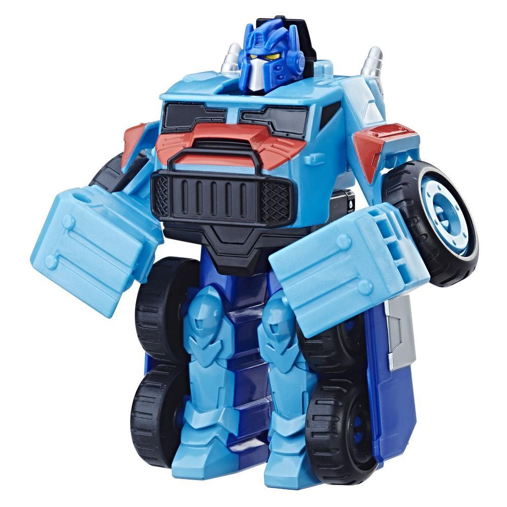 Transformers Rescue Bots Çizgi Film Figür - Optimus Prime