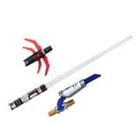Star Wars Bladebuilders Jedi ve Sith Elektronik Işın Kılıcı Seti