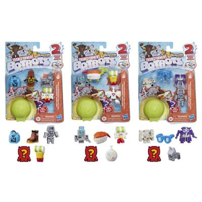 Transformers Botbots 5'li Paket - Parti Eğlenceleri Ekibi Product