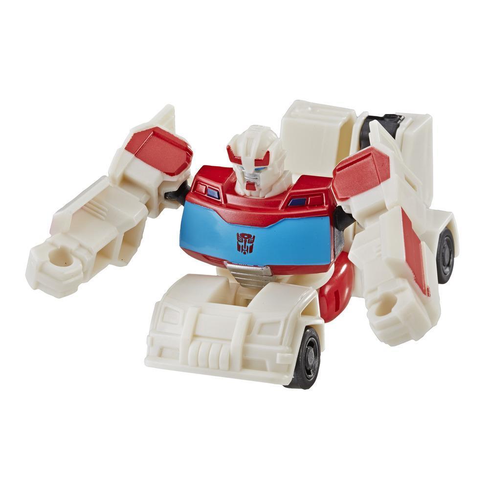 Transformers Cyberverse Küçük Figür - Autobot Ratchet
