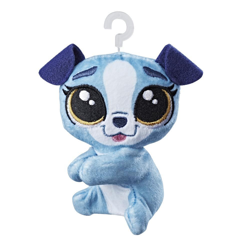 Littlest Pet Shop Miniş Mini Pelüş - Buster Boxington
