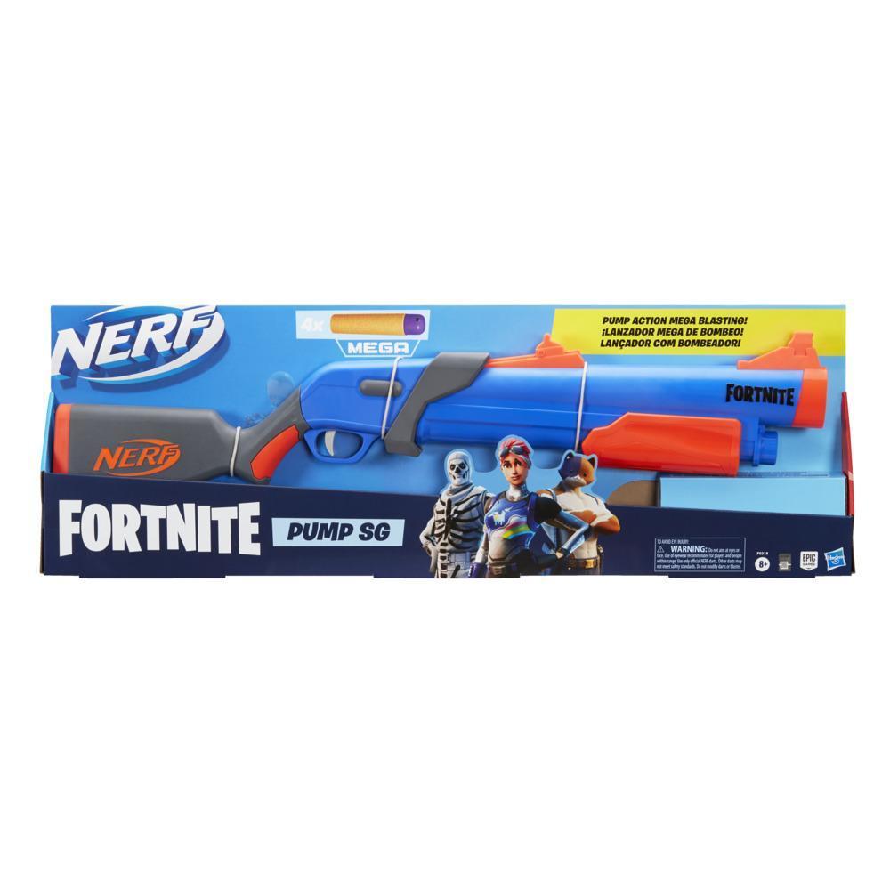 Nerf Fortnite Pump SG Mega