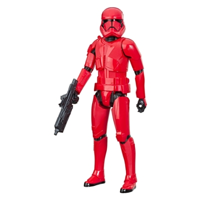 Star Wars Hero Series Star Wars: The Rise of Skywalker Sith Trooper Dev Figür
