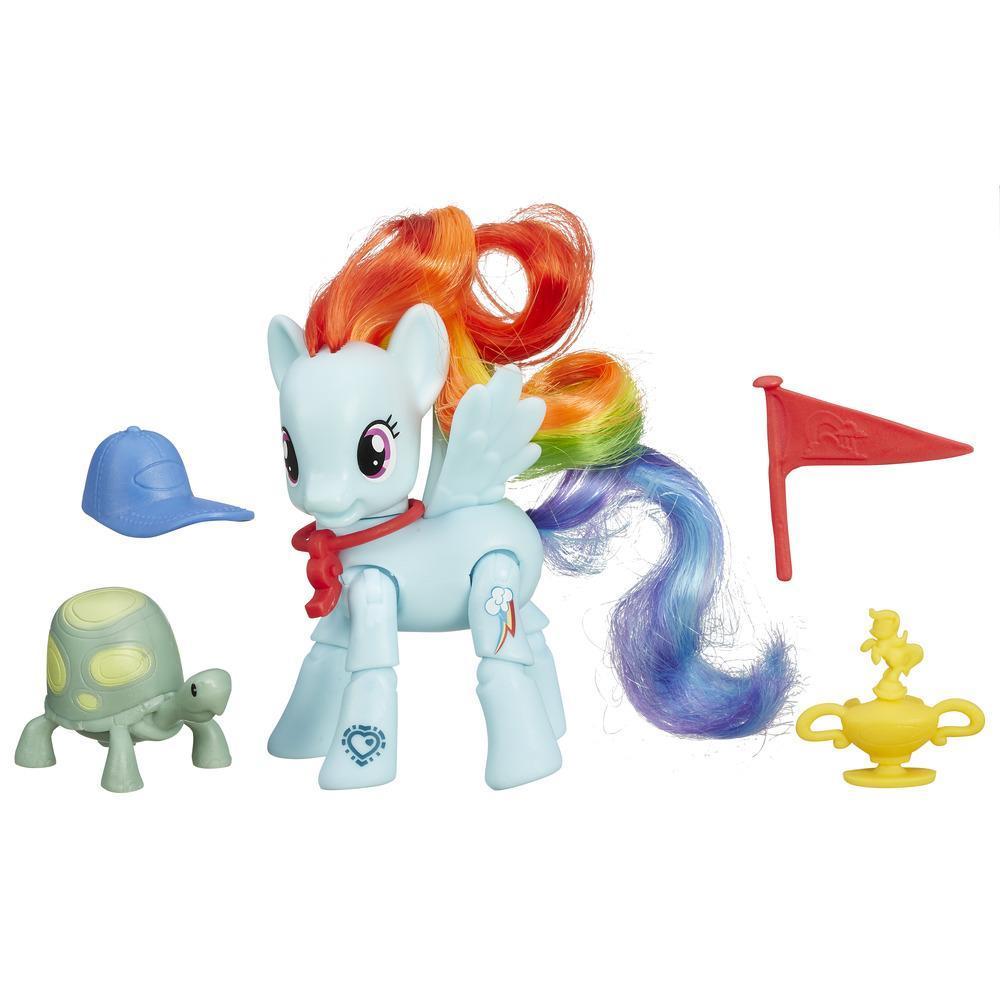 My Little Pony Oyuncu Pony - Rainbow Dash