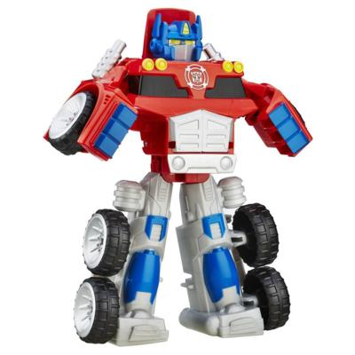 Transformers Rescue Bots Megabot Figür - Optimus Prime