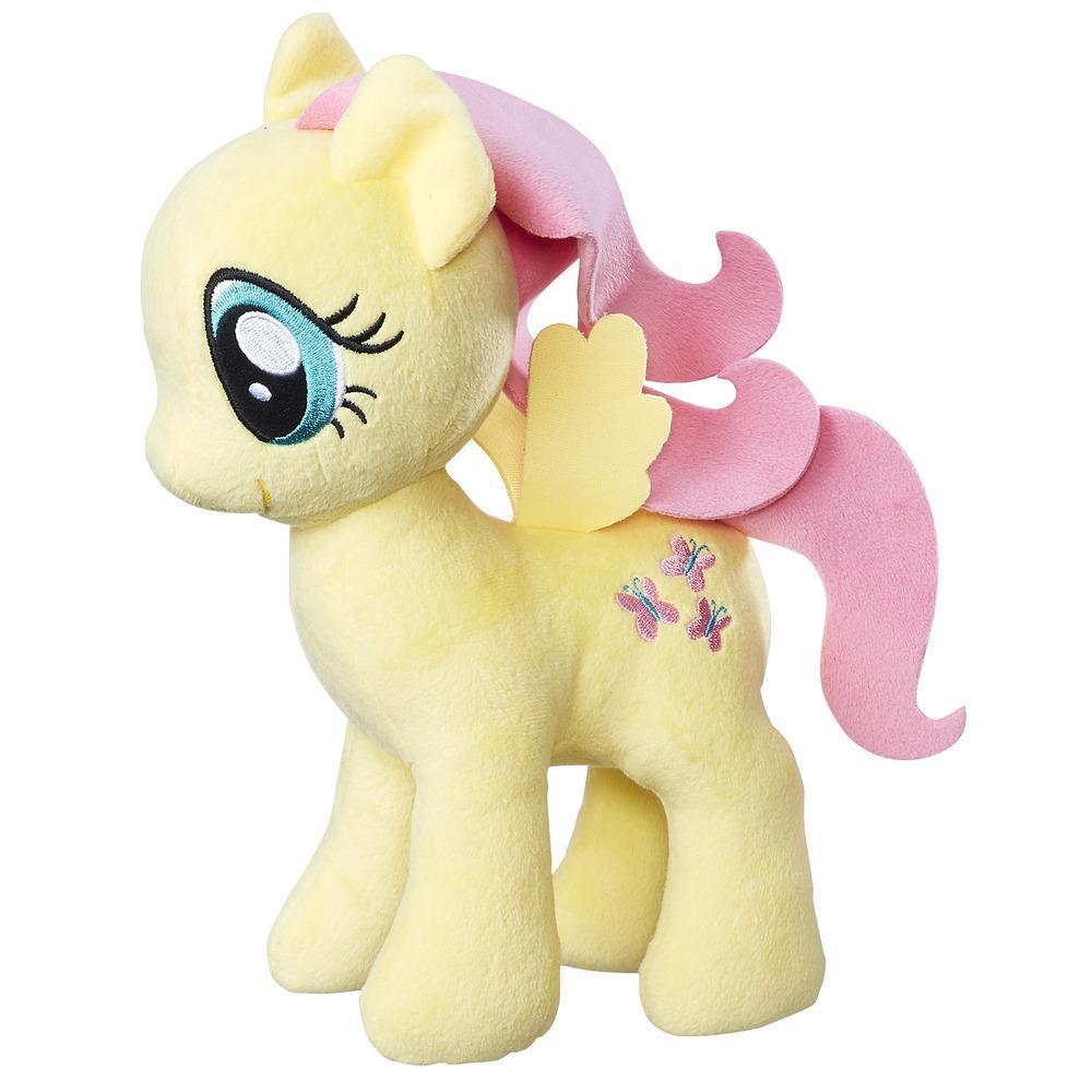 My Little Pony Süslü Saçlı Pony Peluş - Fluttershy