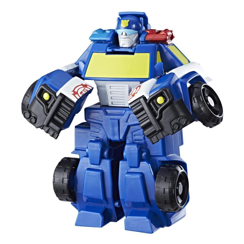 Transformers Rescue Bots Çizgi Film Figür - Chase