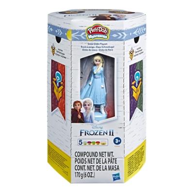 Play-Doh Disney Frozen 2 Kar Küresi Oyun Seti