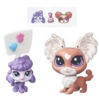 Littlest Pet Shop İkili Miniş - Papillon Köpek ve Kaniş