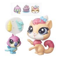 Littlest Pet Shop İkili Miniş - Sugar Sprinkles ve Sinek Kuşu