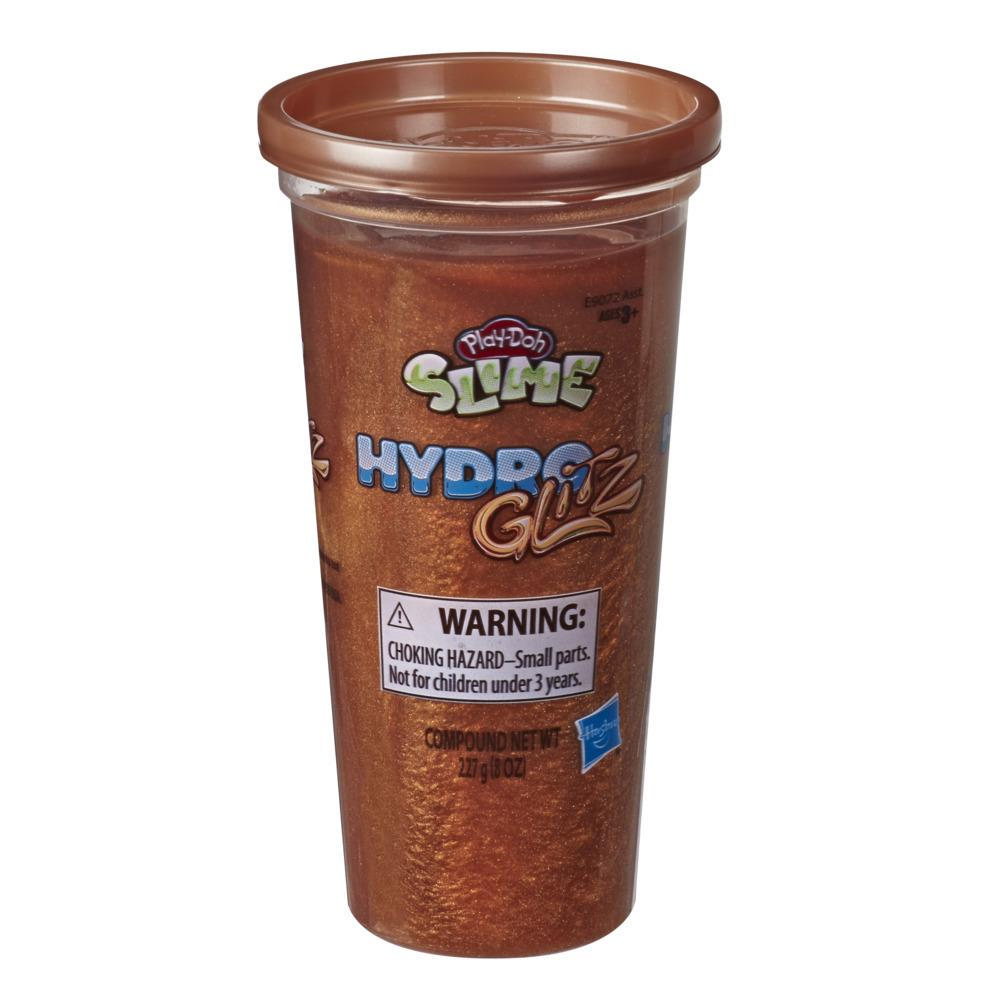Play-Doh Slime HydroGlitz Metalik Hamur - Bronz Rengi