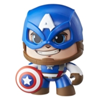 Marvel Mighty Muggs Captain America Figür