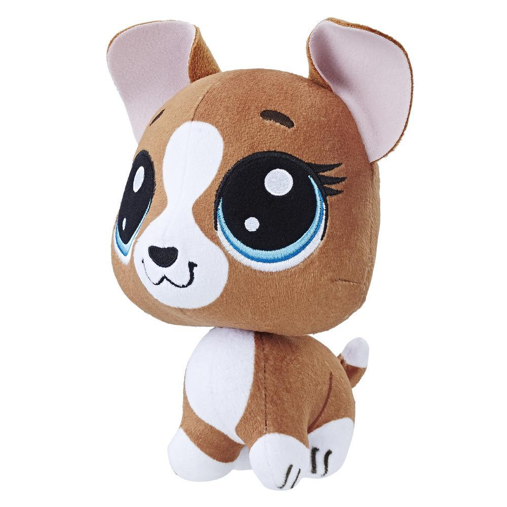 Littlest Pet Shop Miniş Küçük Pelüş - Roxie McTerrier